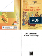 Carti 101 Proverbe Pentru Copii Isteti Proverbe Cu Raspunsuri de Colorat Ed Sedcom Libris TEKKEN