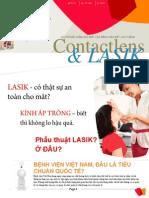 Tật khúc xạ và Lasik/Lasek/PRK. Bệnh viện Mắt Cao Thắng ở tphcm, Cao Thang Eye Hospital
