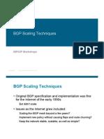 2 - Scaling BGP