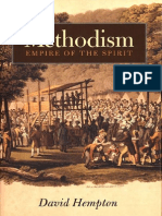 Methodism, Empire of the Spirit_David Hempton