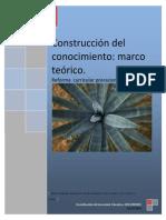 Construcción del conocimiento2009