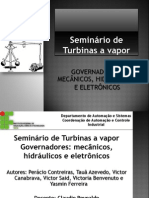 Final - Governadores de Turbinas a Vapor