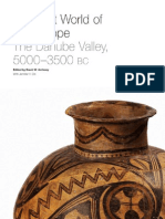 The Lost World of Old Europe the Danube Valley 5000 3500 BC