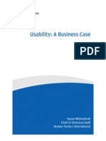 UX Usability Case Study