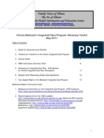 Medicaid Integrated Care Toolkit May 26 2011
