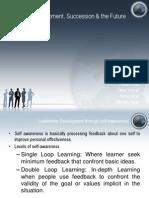 Leadership Development, Succession & the Future