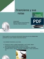 9,-Estados Financieros Sus Notas