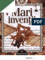Descopera Lumea Vol.1 - Mari Inventii