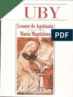 39628437 Georges Duby Leonor de Aquitania Maria Magdalena