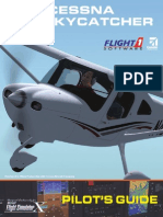 Cessna 162 Skycatcher Pilots Guide