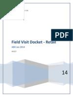 Field Visit -Retail