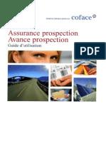 COFACE-Assurance Prospection & Avance Prospection