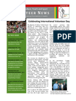 VSP Newsletter - Dec 2013