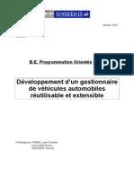 Programme Oriente