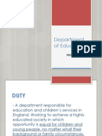 England 2014 National Curriculum
