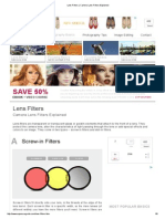 Lens Filters _ Camera Lens Filters Explained