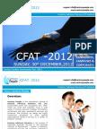 Cfat Brochure - Candidate