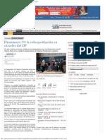 El Universal - DF - Disminuyó 3% la sobrepoblación en cárceles del DF
