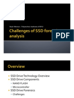Challenges of Ssd Forensic Analysis(37p)