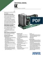 Volvo Penta Industrial Diesel