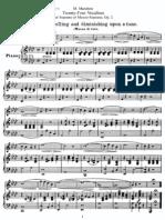 Marchesi 24 Vocalises For Soprano