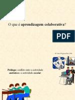 Apresentacao - 2004 -  o que é aprendizagem colaborativa - FINO