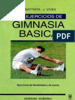 Acondicionamiento Fisico y Deportes -1000 Ejercicios de Gimnasia Basica