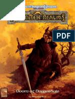 AD&D - Reinos Olvidados - Módulo - Doom of Daggerdale [Inglés]
