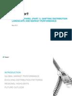 Global Apparel (Part 1) Shifting Distribution Landscape and Market Performance