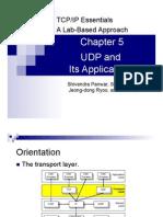 5 UDP&Applications