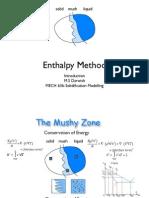 N01 Enthalpy Method