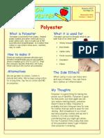 polyester rough