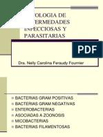 Patologia de Enfermedades Infecciosas y Parasitarias
