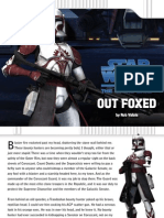 Star Wars - The Clone Wars - Out Foxed by Rob Valois