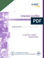 interest profiler