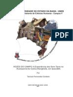 VOZES DO CAMPO - Dissertação