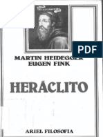 51692423 Heidegger Martin Fink Eugen Heraclito