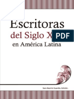 Escritoras Del Siglo XIX-Libre
