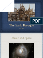 Baroque music slideshow