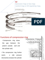 Types of Piston Rings