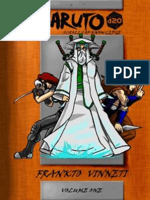 Naruto d20 - Core Rulebook | Chakra | Nature