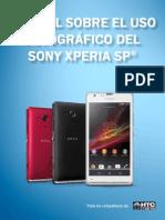 Manual sobre el uso fotografico del Sony Xperia SP