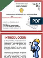 Presentación IDTM, tarea corta, período 2