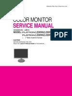 LG L226WA Service Manual