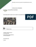 D'ARPA PROGETTISTA DICEMBRE 2013 Relazione Tecnica Tetto Comune