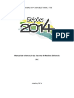 TSE Manual Sre Versao Final Fev 2014