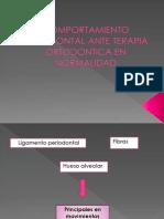 Seminario Ligamento Periodontal