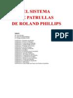 El Sistema de Patrullas - Roland Phillips