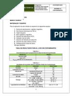 Informe Laboratorio de Lodos 6 Contaminantes