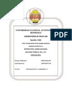 Informe FINAL Conservacion de La Energia